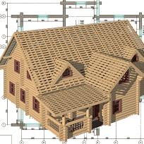 Проекты домов, загородных коттеджей, дач в Нижнем